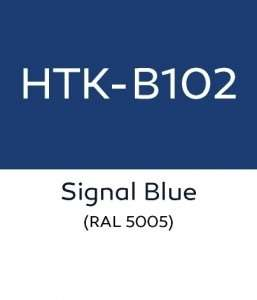Hataka B102 Signal Blue - akrylic paint 10ml