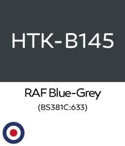 Hataka B145 RAF Blue-Grey - acrylic paint 10ml