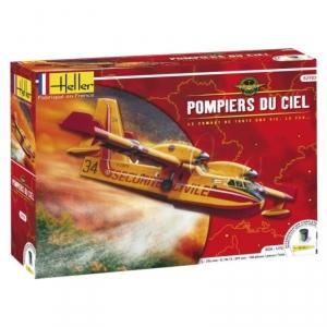Pompiers du Ciel Model Set Heller 52702 in 1-72