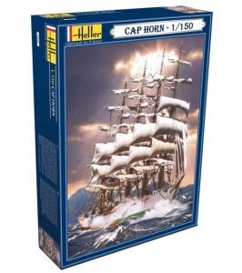 Heller 80890 Żaglowiec Cap Horn skala 1-150
