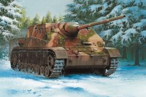 German Panzer IV - 70(A) SdKfz 162/1 model Hobby Boss 80133