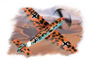 Messerschmitt Bf 109E4/7 model Hobby Boss 80254 in 1-72