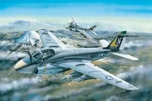 A-6A Intruder model in scale 1-48