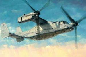 MV-22 Osprey model Hobby Boss 81769 in 1-48
