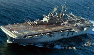 USS Bonhomme Richard LHD-6 model Hobby Boss 83407