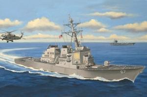 USS Cole DDG-67 model Hobby Boss 83410 in 1-700