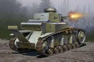 Soviet T-18 Light Tank Mod 1930 in scale 1-35