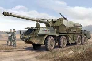 Model 152mm ShkH DANA vz.77 in scale 1:35