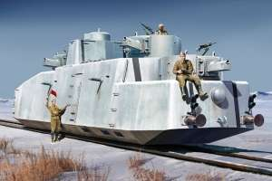 Hobby Boss 85516 Soviet MBV-2 Late KT-28 Gun