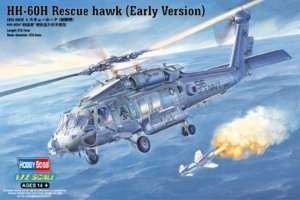 HH-60H Rescue hawk Early version in scale 1-72