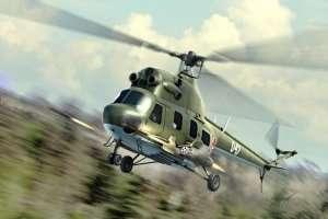 Mi-2URN Hoplite in scale 1-72