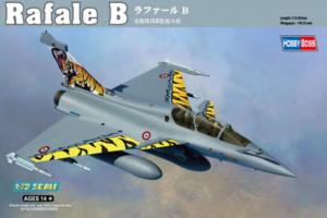 Rafale B model Hobby Boss 87245 in 1-72