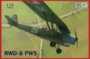 IBG 72501 Polski samolot RWD-8 PWS