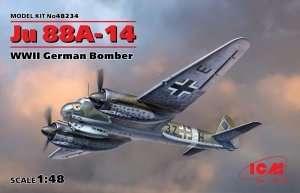 Junkers Ju 88A-14 German Bomber