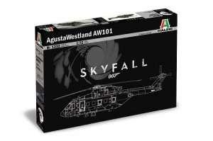 Augusta-Westland AW 101 Skyfall in scale 1-72