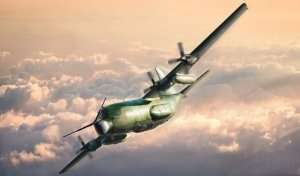 Italeri 1369 MC-130E Hercules Combat Talon I skala 1-72