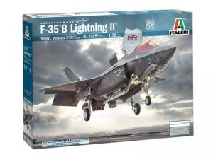 F-35 B Lightning II STOVL version model Italeri 1425 in 1-72