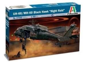 Italeri 2706 UH-60/MH-60 Black Hawk Night Raid