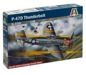Italeri 2728 P-47D Thunderbolt