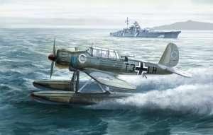 Arado AR 196 A-3 in scale 1-48