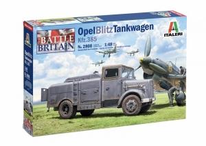 Italeri 2808 Ciężarówka Opel Blitz Tankwagen Kfz.385