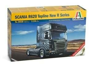 Scania R620 Topline New R Series in scale 1-24