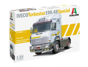 Italeri 3926 Ciężarówka IVECO Turbostar 190.48 Special model 1-24