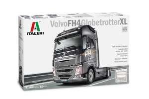 Volvo FH4 Globetrotter XL model Italeri 3940 in 1-24