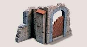 Church door in scale 1-35