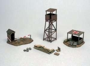 Battlefield Buildings in scale 1-72