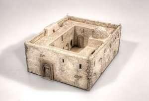 African House in scale 1-72 Italeri 6139