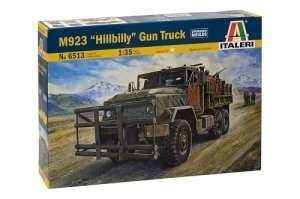 M923 Hillbilly Gun Truck in scale 1-35