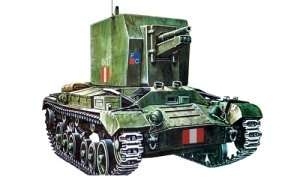 Italeri 7054 Bishop Mk.I S.P. Gun