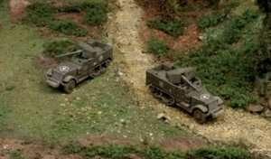 Italeri 7510 M3 76mm GMC - 2 modele