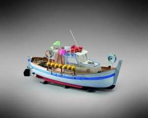 Moby Dick - Mamoli MM72 - wooden ship model kit