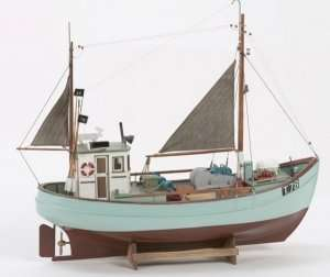 Norder Cutter - BB603 - in scale 1-30