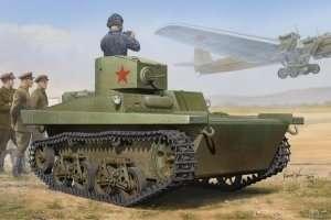 Soviet T-37A Light Tank (Izhorsky) scale 1:35