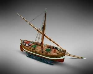 Leudo - Mamoli MM65 - wooden ship model kit