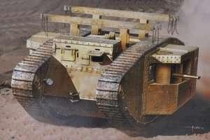 MB 72003 Mk. I Male British Tank WWI - modyfikacja dla Strefy Gazy
