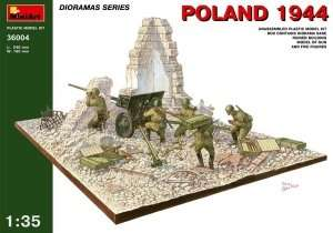 Poland 1944 scale 1:35