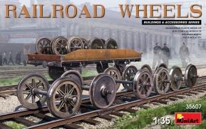 MiniArt 35607 Railroad Wheels