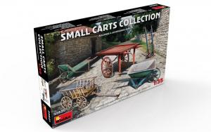 MiniArt 35621 Kolekcja małych wózków