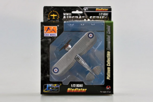 Model gotowy samolot Gloster Gladiator 1-72 Easy Model 36455