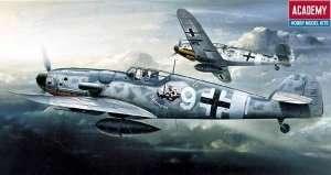 Model Academy 12467 Messerschmitt Bf109G-6