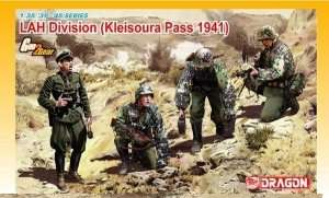 Lah Division (Kleisoura Pass 1941) in scale 1-35