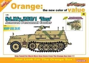 Model Dragon 9149 Sd.Kfz. 250/1 Neu