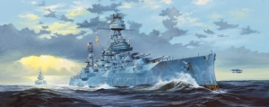 Trumpeter 05340 USS Texas BB-35