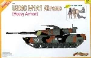 USMC M1A1 Abrams (Heavy Armor) + Bonus U.S. Tank Crew