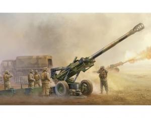 Model Trumpeter 02319 American M198 Medium Towed Howitzer late