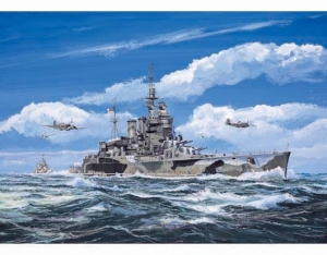 Model Trumpeter 05764 British battlecruiser HMS Renown (1942)